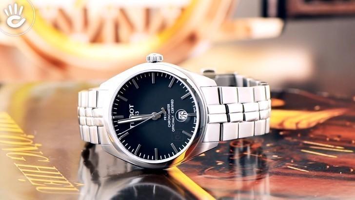 Đồng hồ Tissot T101.451.11.051.00 chống nước lên đến 10ATM - Ảnh 1