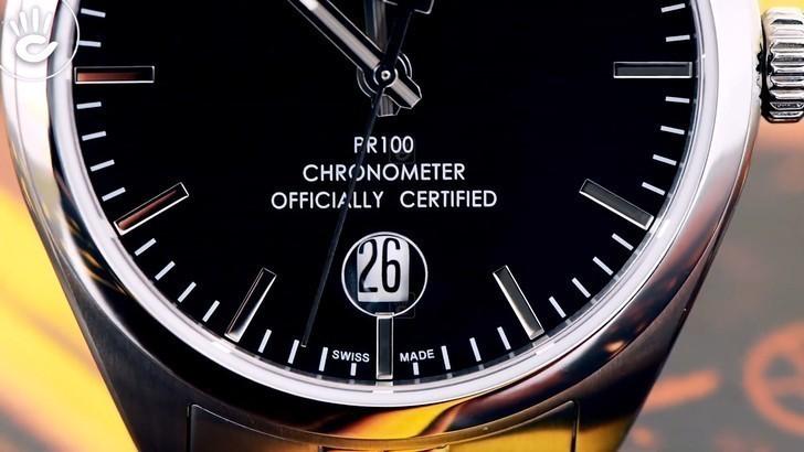 Đồng hồ Tissot T101.451.11.051.00 chống nước lên đến 10ATM - Ảnh 3
