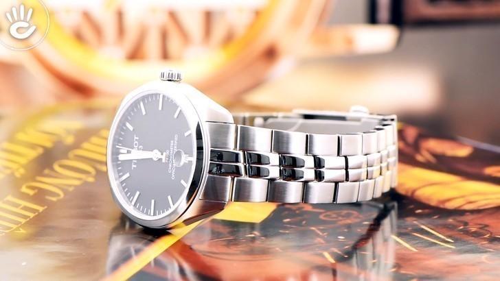 Đồng hồ Tissot T101.451.11.051.00 chống nước lên đến 10ATM - Ảnh 4