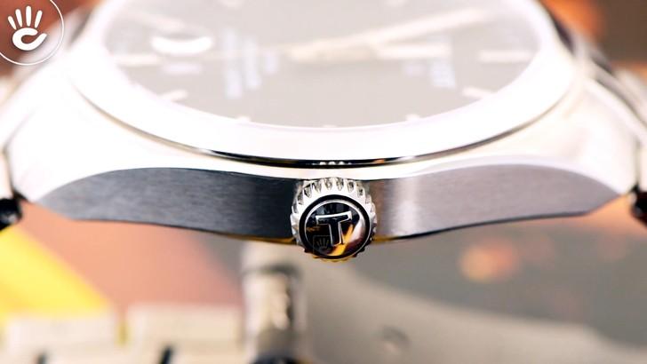 Đồng hồ Tissot T101.451.11.051.00 chống nước lên đến 10ATM - Ảnh 6