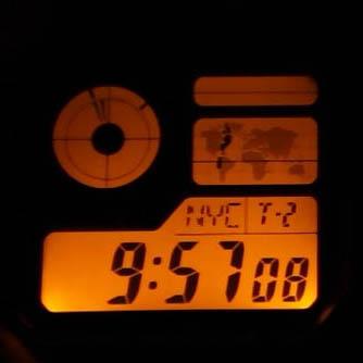 3 Bước Phân Biệt Đồng Hồ Casio AE1200WHD Thật Giả Chính Xác Nhất Đèn LED