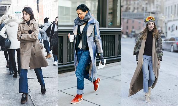 8 tip mặc trang phục công sở mùa đông 3