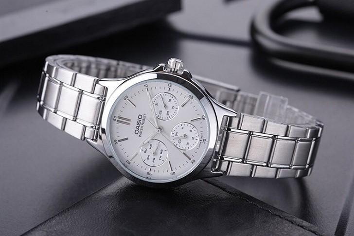 Đồng hồ Casio LTP-V300D-7AUDF giá rẻ, thay pin miễn phí - Ảnh 3