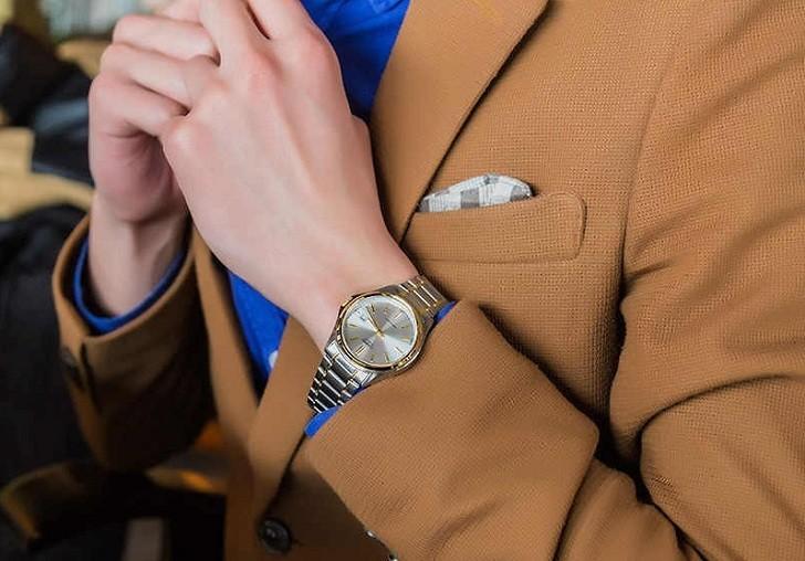 Đồng hồ nam Casio MTP-1183G-7ADF giá rẻ, thay pin miễn phí - Ảnh 2