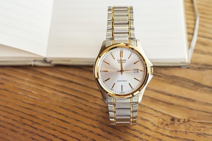 Đồng hồ nam Casio MTP-1183G-7ADF giá rẻ, thay pin miễn phí - Ảnh 1
