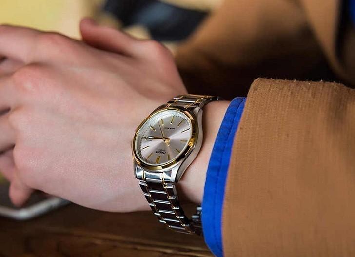 Đồng hồ nam Casio MTP-1183G-7ADF giá rẻ, thay pin miễn phí - Ảnh 5
