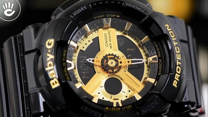Đồng hồ nữ Baby-G BA-110-1ADR giá rẻ, thay pin miễn phí - Ảnh 4