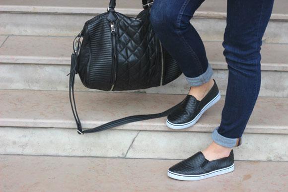 bước đột phá giày lười công sở 5