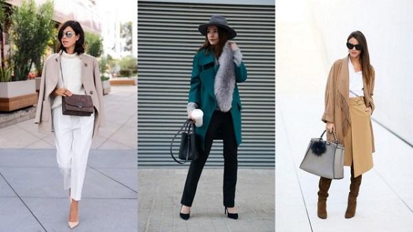cách mặc trang phục công sở mùa đông đẹp hơn 2