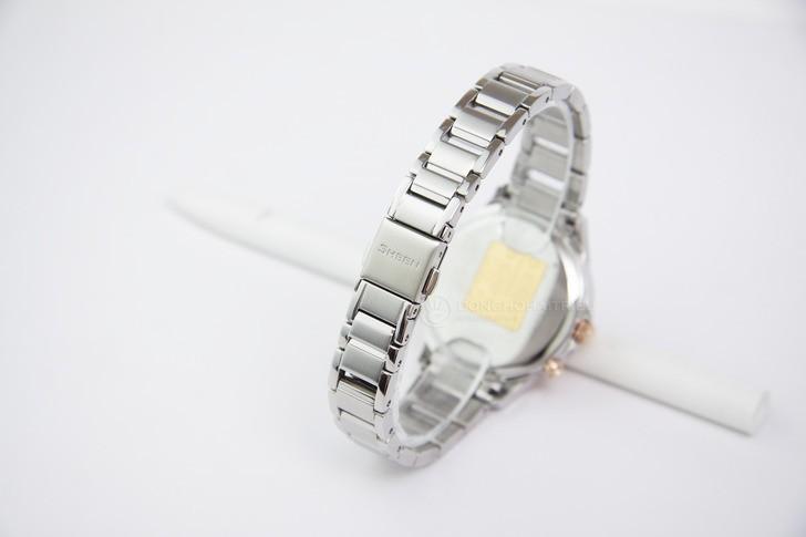 Đồng hồ nữ Casio SHE-3047SG-7AUDR đính đá sang trọng - Ảnh 5
