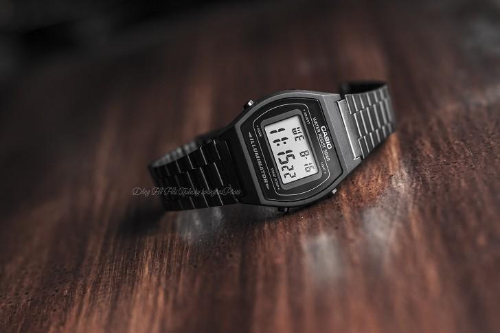 Đồng hồ Casio B640WB-1ADF giá rẻ, được thay pin miễn phí - Ảnh 1