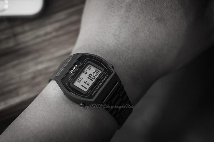 Đồng hồ Casio B640WB-1ADF giá rẻ, được thay pin miễn phí - Ảnh 2