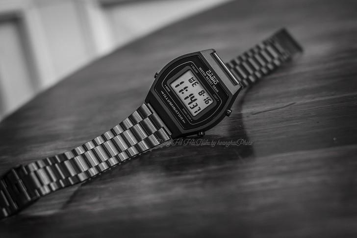 Đồng hồ Casio B640WB-1ADF giá rẻ, được thay pin miễn phí - Ảnh 5