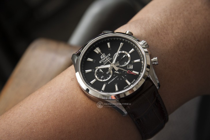 Đồng hồ Casio EFB-504JL-1ADR: Khi vẻ đẹp lịch lãm lên ngôi - Ảnh 3