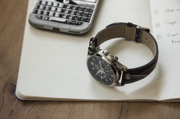 Đồng hồ Casio EFB-504JL-1ADR: Khi vẻ đẹp lịch lãm lên ngôi - Ảnh 5