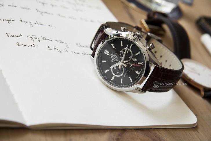 Đồng hồ Casio EFB-504JL-1ADR: Khi vẻ đẹp lịch lãm lên ngôi - Ảnh 6
