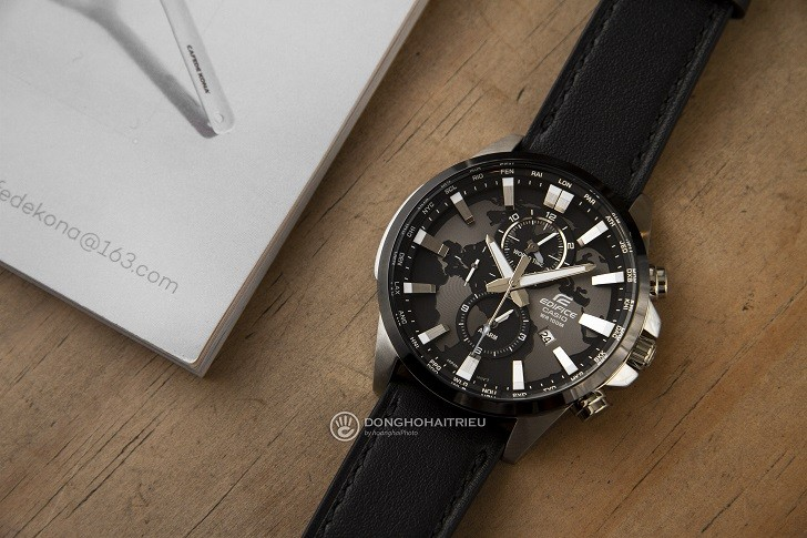 Đồng hồ Casio EFR-303L-1AVUDF giá rẻ, thay pin miễn phí - Ảnh 2