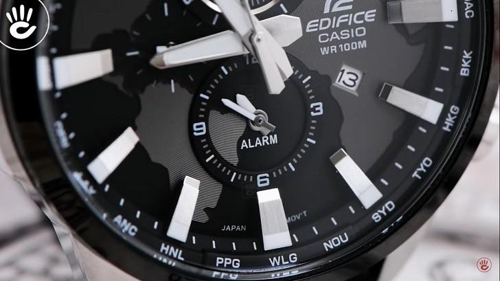 Đồng hồ Casio EFR-303L-1AVUDF giá rẻ, thay pin miễn phí - Ảnh 5