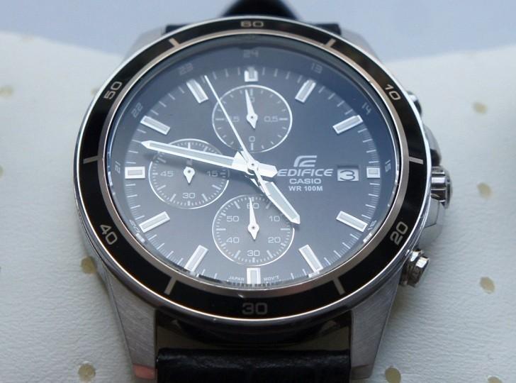 Đồng hồ Casio EFR-526L-1AVUDF giá rẻ, thay pin miễn phí - Ảnh 4