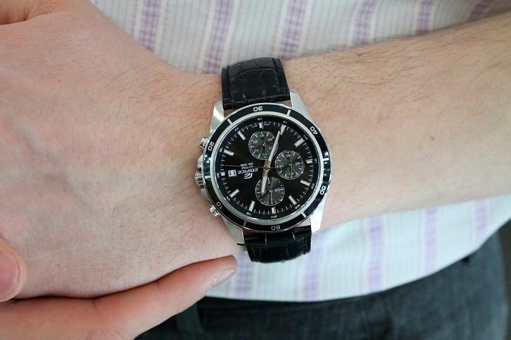 Đồng hồ Casio EFR-526L-1AVUDF giá rẻ, thay pin miễn phí - Ảnh 5