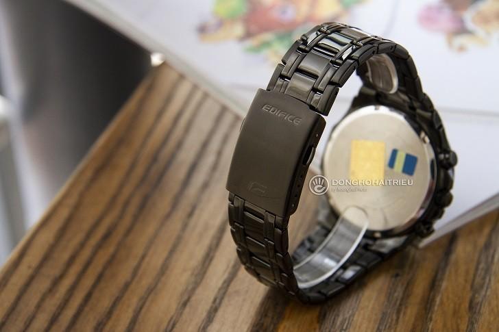 Đồng hồ Casio EFR-539BK-1AVUDF giá rẻ, thay pin miễn phí - Ảnh 3