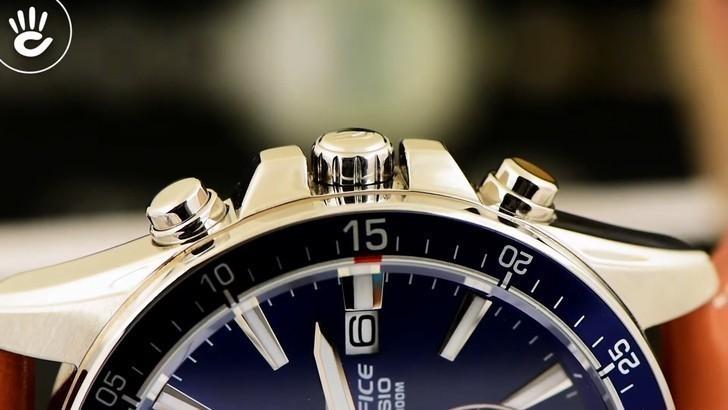 Đồng hồ Casio EFR-546L-2AVUDF giá rẻ, thay pin miễn phí - Ảnh 5