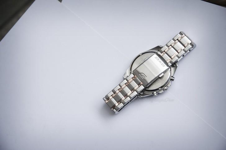 Đồng hồ Casio Edifice EFR-546SG-7AVUDF thay pin miễn phí - Ảnh 4