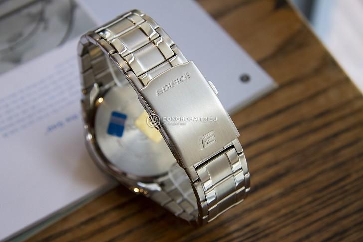 Đồng hồ Casio EFR-550D-1AVUDF giá rẻ, thay pin miễn phí - Ảnh 4