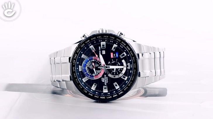 Đồng hồ Casio EFR-550D-1AVUDF giá rẻ, thay pin miễn phí - Ảnh 5