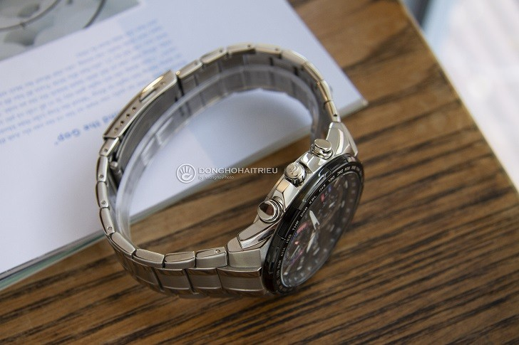 Đồng hồ Casio EFR-550D-1AVUDF giá rẻ, thay pin miễn phí - Ảnh 6