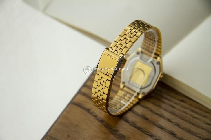 Đồng hồ Casio LA680WGA-9BDF: Lột xác với thiết kế quen thuộc - Ảnh 4