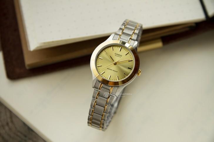 Đồng hồ Casio LTP-1128G-9ARDF giá rẻ, thay pin miễn phí - Ảnh 2