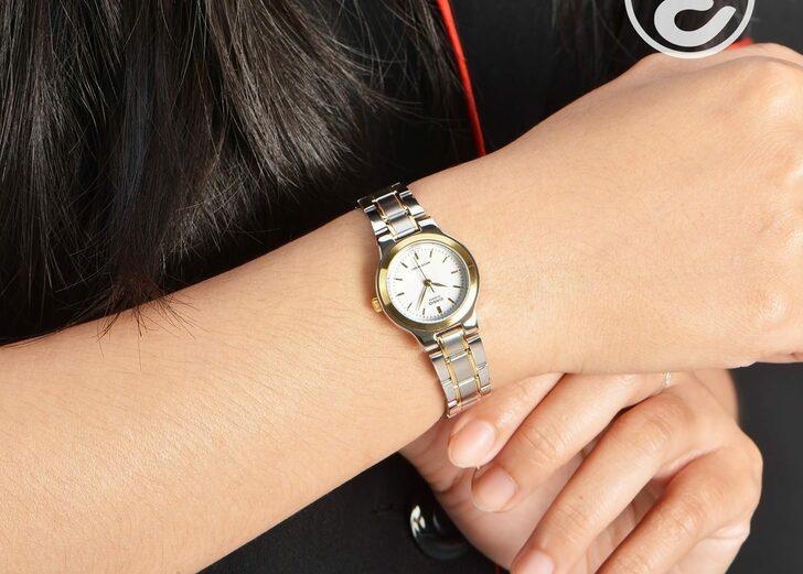 Đồng hồ Casio LTP-1131G-7ARDF giá rẻ, thay pin miễn phí - Ảnh 2