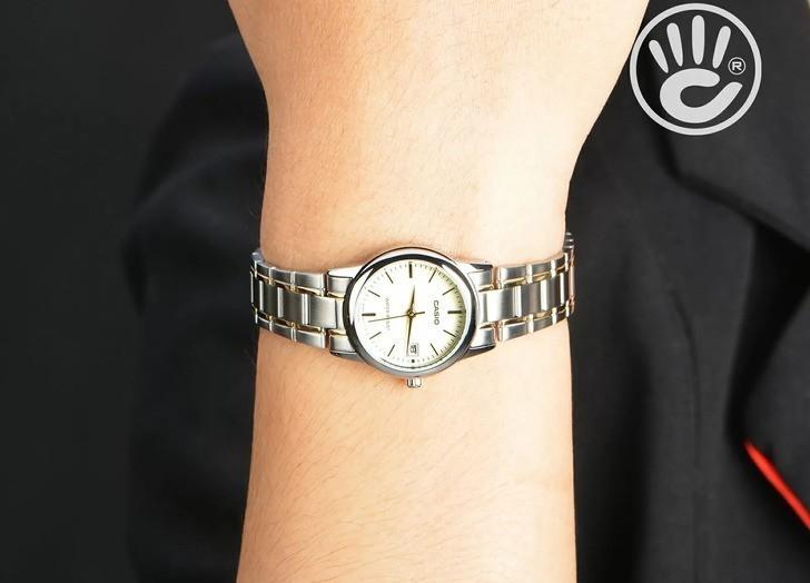 Đồng hồ Casio LTP-1131G-7ARDF giá rẻ, thay pin miễn phí - Ảnh 3