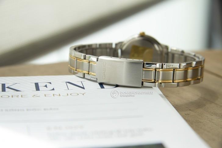 Đồng hồ Casio LTP-1131G-7ARDF giá rẻ, thay pin miễn phí - Ảnh 4