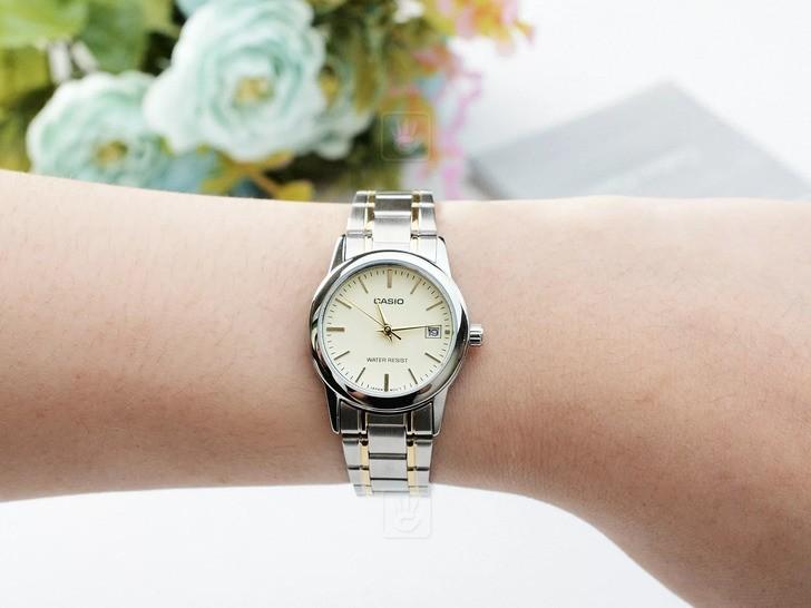 Đồng hồ Casio LTP-1131G-7ARDF giá rẻ, thay pin miễn phí - Ảnh 6