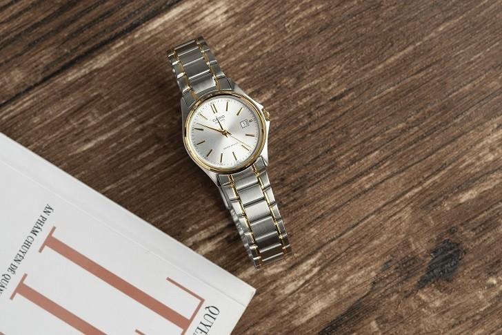Đồng hồ Casio LTP-1183G-7ADF thay pin trọn đời miễn phí - Ảnh 4