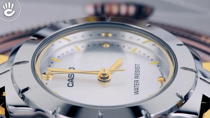 Đồng hồ Casio LTP-1242SG-7CDF giá rẻ, thay pin miễn phí - Ảnh 3