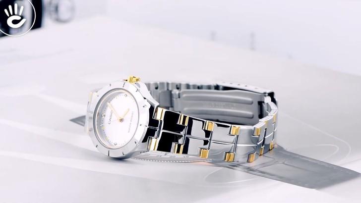 Đồng hồ Casio LTP-1242SG-7CDF giá rẻ, thay pin miễn phí - Ảnh 4