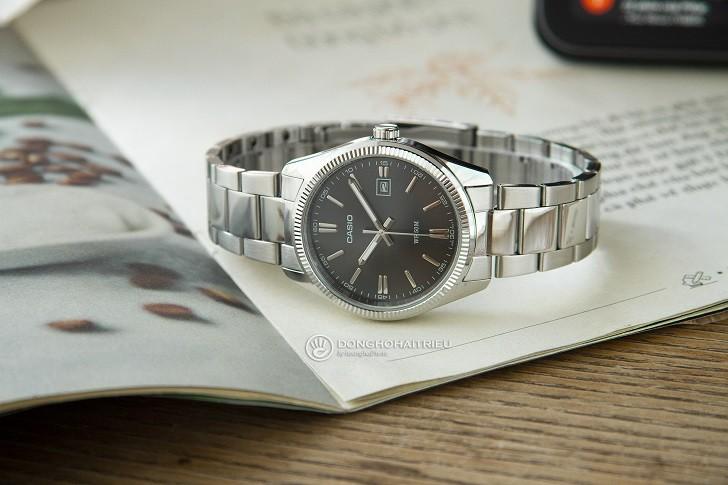 Đồng hồ Casio LTP-1302D-1A1VDF giá rẻ, được thay pin miễn phí - Ảnh 1