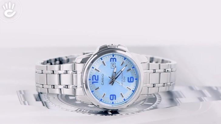 Đồng hồ Casio LTP-1314D-2AVDF giá rẻ, thay pin miễn phí - Ảnh 1