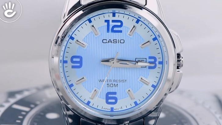 Đồng hồ Casio LTP-1314D-2AVDF giá rẻ, thay pin miễn phí - Ảnh 2