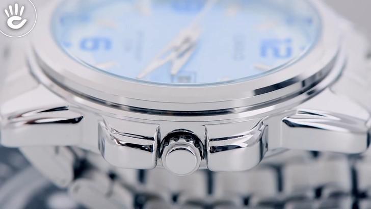 Đồng hồ Casio LTP-1314D-2AVDF giá rẻ, thay pin miễn phí - Ảnh 4