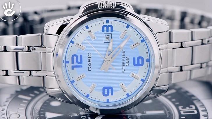 Đồng hồ Casio LTP-1314D-2AVDF giá rẻ, thay pin miễn phí - Ảnh 5