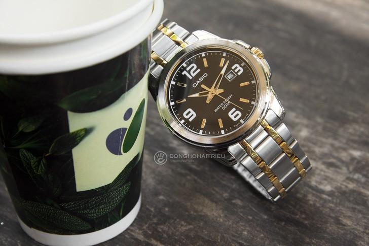 Đồng hồ Casio LTP-1314SG-1AVDF giá rẻ, miễn phí thay pin - Ảnh 2