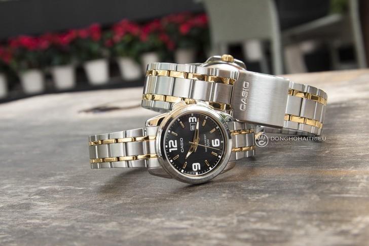 Đồng hồ Casio LTP-1314SG-1AVDF giá rẻ, miễn phí thay pin - Ảnh 4