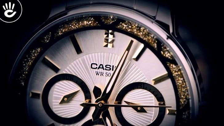 Đồng hồ Casio LTP-2087SG-7AVDF giá rẻ, thay pin miễn phí - Ảnh 2
