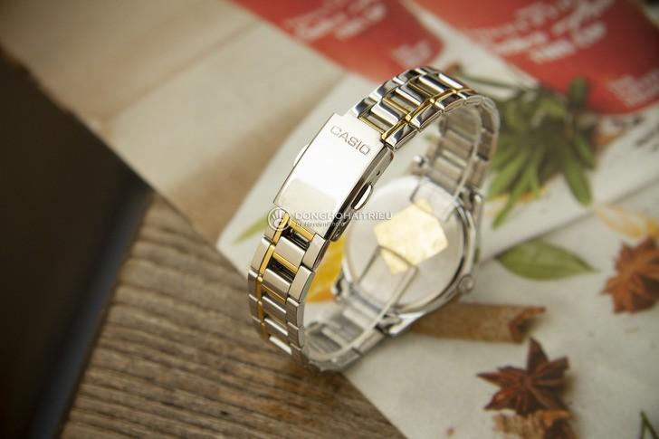 Đồng hồ Casio LTP-E306SG-1AVDF: Thiết kế đề cao sự cân đối - Ảnh 4