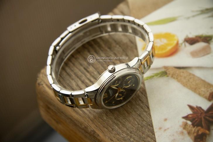 Đồng hồ Casio LTP-E306SG-1AVDF: Thiết kế đề cao sự cân đối - Ảnh 5