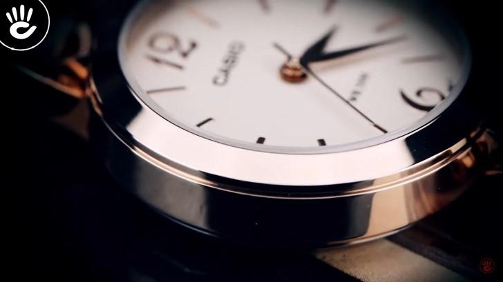 Đồng hồ Casio LTP-E402PG-9AVDF ấn tượng với sắc hồng nữ tính - Ảnh 5